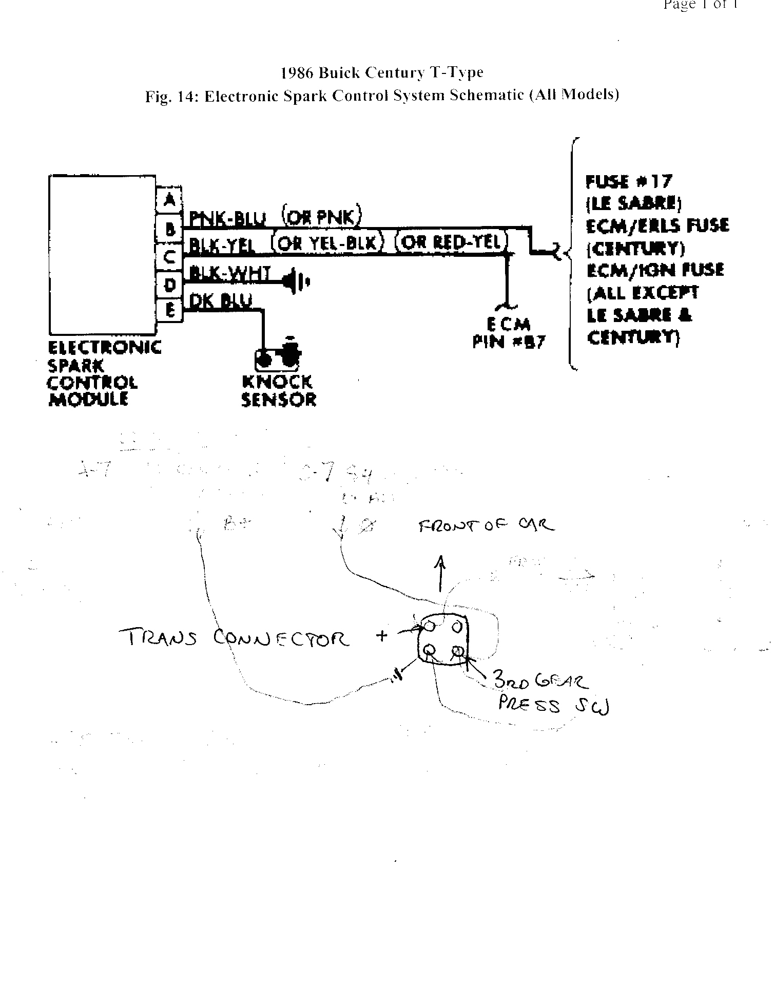 Index Of 77 Hatchback Vega V 6 Hot Air Turbo Wiring And 1986 Buick Century Diagram 86 Esc Wiri
